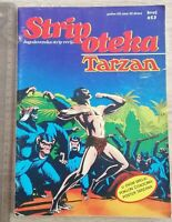 Comic book Tarzan (poster) Asterix Flash Gordon Stripoteka 653 Yugoslavia 1981