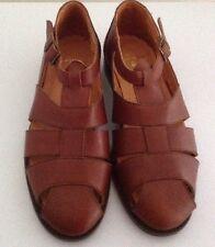 Ralph Lauren Polo Brown Sandals Shoes UK 8 US 9