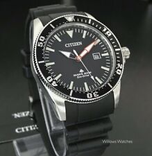 Citizen Promaster Eco-Drive Mens Marine Divers 200M Watch BN0100-42E Brand New