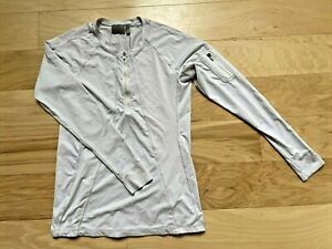 ATHLETA 1/4 Zip Long Sleeve Running Tennis Volleyball Pullover Top Shirt Size M
