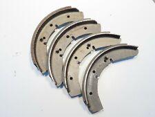 """Brake Shoe Set Front 8 x 1 1/4"""" Geon Reman Fits Nash Metropolitan & Ford Anglia"""