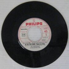 Les Parisiennes 45 Tours Eurovision 1967 Juke Box