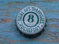 BEER Bottle Crown Cap~ ROCHEFORT 8 Authentic Trappist Belgian Brewery Since 1595