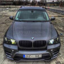 BMW X5 E70 07-14 Eyebrows Eyelids for headlight Eye brow lid mask lci m x5m suv