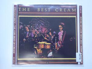 CREAM : Strange Brew - The Very Best UK/GER  > VG+ (CD)
