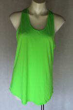 🏴 SIZE 14 ANKO & CO LIME GREEN RACER BACK ACTIVEWEAR TANK TOP SINGLET