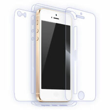 iPhone 5S Skin: Invisible Scratch Protection Shield by BSE