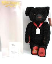 Vintage Merrythought Mohair Penny Red Bear Growler No 126 Boxed Real Stamp