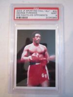 2003 MUHAMMAD ALI JP SPORTING COLL. #20 BOXING CARD PSA GRADED 9 MINT