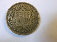 1952 50 Franc 1371 Moroco