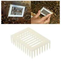 5XPlastic Queen Marker Cage Clip Bee Catcher Beekeeper Beekeeping Tool Equipment