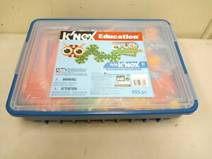 Kid K'nex Education Classroom Collection 225 Pc Age 3+ #78690 , 78690A Toy Game