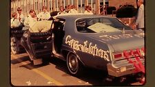 Wedding 35 mm slides Amateur 1970s Car just married Lot 5 gas guzzler