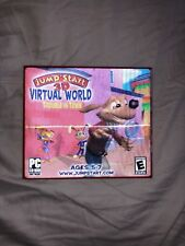 JumpStart 1st Grade Age 5+ Learning Software Pc Windows Xp Vista 7 8 10 Sealed