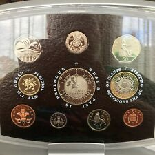 GB COINS 2000 EXECUTIVE PROOF SET IN CASE WITH CERTIFICATE