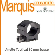 "Vortex Anello Tactical 30 mm BASSO 21 mm (0,83"")"