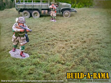 1:32 Tabletop Diorama Rough Turf Grass Mat for King Country p