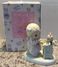 Precious Moments Figurine Sharing Members Only Pm942 1994