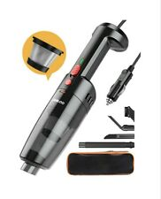 Gooloo Car Vacuum Cleaner High Power 6500PA Strong Suction Handheld Portable