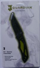 Guardian K3 Full Tang Skeletal drop point Fixed Blade Knife 31-002541 NEW