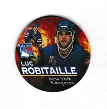 1995-96 Canada Games Hockey Pog #183 Luc Robitaille New York Rangers