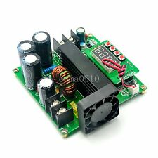 BST-900W DC-DC CNC Boost Power Supply Module 8-60V To 10-120V 15A Solar Charger