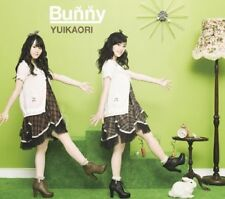 YUIKAORI-BUNNY-JAPAN CD+Blu-ray I50
