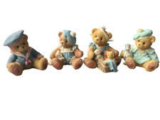 More details for marty, miranda, tanna & cole - cherished teddies set of four