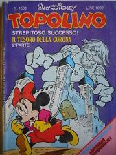 Topolino n°1508 [G.273] - BUONO –
