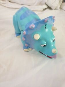 Tank Triceratops Dinosaur Train Talking 2010 Jim Henson Toy