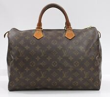 Pre Loved Louis Vuitton LV Bag Speedy 35