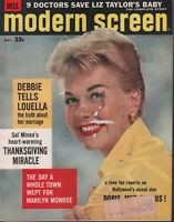 Modern Screen November 1957 Debbie Reynolds 051918DBE