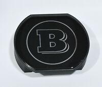 Stemma logo griglia anteriore Brabus sul frontgrill Smart ForTwo 451 '2007 -2012