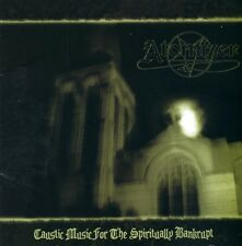 Atomizer - Caustic Music for the Spiritually Bankrupt [New CD]