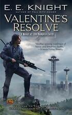 Valentine's Resolve (Vampire Earth, Book 6) Knight, E.E. Mass Market Paperback