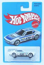 Hot Wheels Volkswagen SP2 Rally Car Target Retro Exclusive White Near-Mint Card