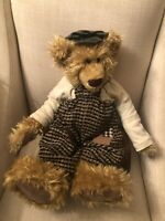 1998 Homespun St. Martin's Collection Teddy Bear Sam Character Collectible 11759