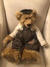1998 Homespun St. Martin's Collection Teddy Bear Sam Character Collectible 11759