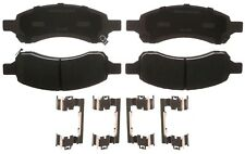 Disc Brake Pad Set-Ceramic Disc Brake Pad Front ACDelco Advantage 14D1169CHF1