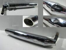 Auspuff-Endtopf oben Zylinder hinten Suzuki VL 1500 Intruder, AL WVAL, 97-01