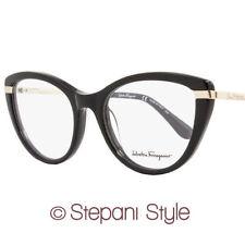 fda850aa29 Salvatore Ferragamo Metal Eyeglass Frames