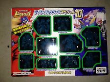 TRANSFORMERS Japan BEAST WARS II Returns New Pvc Figures Set Unreleased In Usa