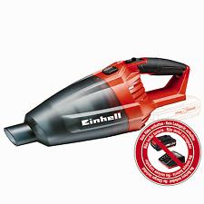 Einhell Cordless Vacuum Cleaner Floor Extension 540 Ml Te-vc 18 Li Solo 2347120