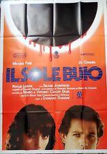 manifesto movie poster 4F  IL SOLE BUIO DAMIANO DAMIANI CHAMPA CINEMA