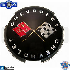 61 Impala Hub Cap Wheel Cover Center Cap Plastic Emblem Insert - Made in the USA