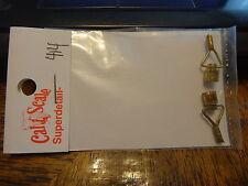 Cal-Scale HO #414 Headlight W/Visor GE 44 Tonner (1 Pair) Brass Castings