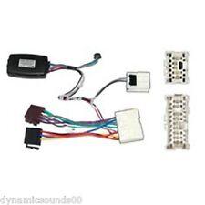 Steering Control Adaptor JVC Stereo for NISSAN Almera Primera X-Trail Terrano