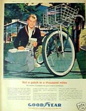 1964 Goodyear Bicycles Tires Chicago Sun-Times Bike AD