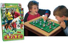 FOOTBALL MATCH GAME & PITCH EMBELLISHMENTS SHRINKLES SHRINK ART BUMPER BOX SET