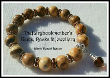 Jasper Silver Plated Stone Handcrafted Jewellery